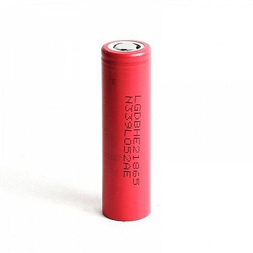 Аккумулятор LG ICR 18650DBHE2 3.7V 2500 mAh (30A) незащищенный (Оригинал)