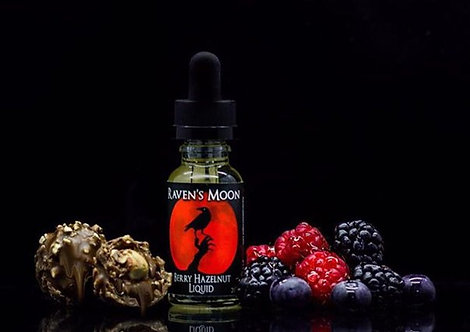Жидкость Raven's Moon - Berry Hazelnut