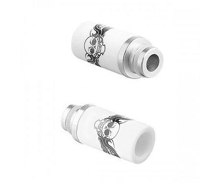 Мундштук Дрип-тип (Drip Tip) 510 #3: ceramic
