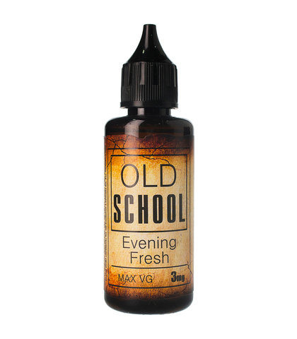 Жидкость OLD SCHOOL Evening Fresh