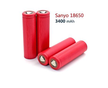 Аккумулятор Sanyo 18650 2800mAh 3.7V незащищенный (Оригина34