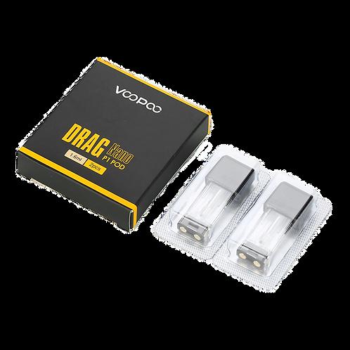 Картридж VOOPOO DRAG Nano P1 / 1мл (1.5 Ом)