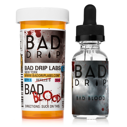 Жидкость Bad Drip - Bad Blood
