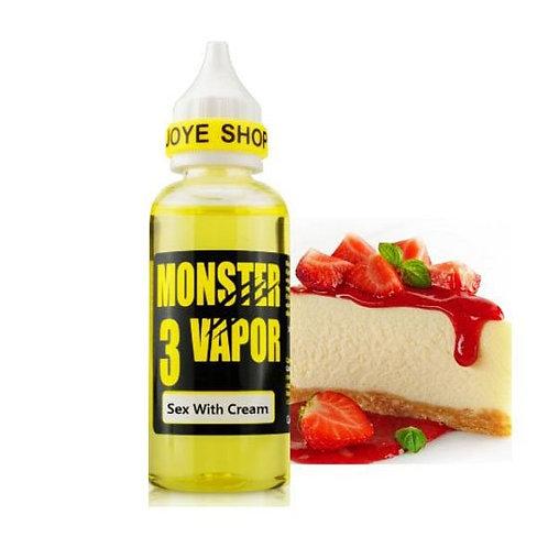Жидкость Monster Vapor Sex With Cream
