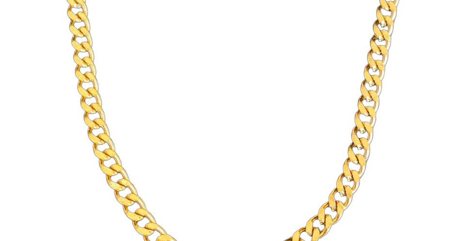 Authentic Christian Dior Pendant - Repurposed Necklace