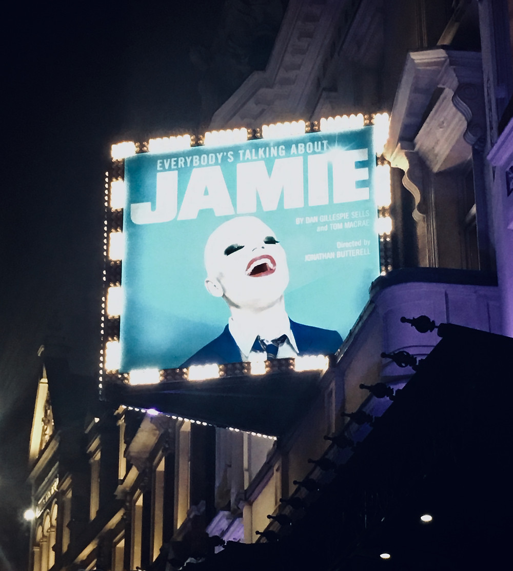 Everybody's Talking About Jamie @ Apollo Theatre, London