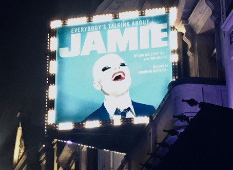 Everybody's Talking About Jamie...........And, So Am I!