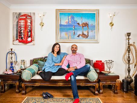 Geeta and Subash