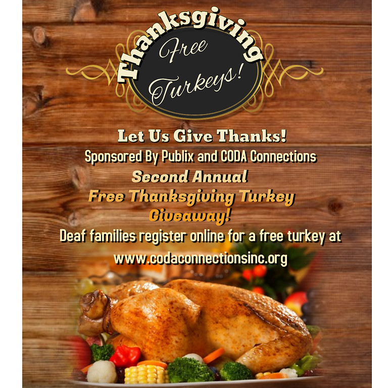 Let Us Give Thanks!