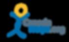 CanadaHelps Logo English (stacked, no ta