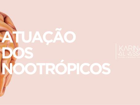 Nootrópicos - Como Atuam