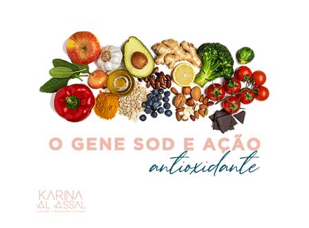 SOD e Proteção Antioxidante