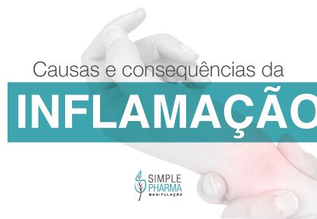 Causas e Consequências da Inflamação