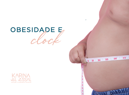 A relação entre obesidade e o gene CLOCK