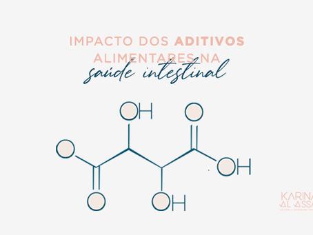 O impacto dos aditivos alimentares na saúde intestinal