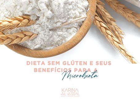 Dieta sem glúten e seus benefícios para a microbiota