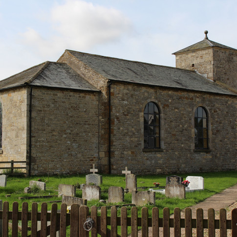 St John the Baptist, Stainton by Langworth