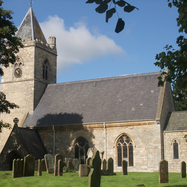 St Peter & St Paul, Reepham