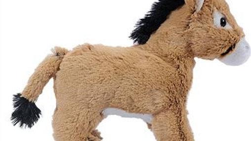 Peluche âne debout grand