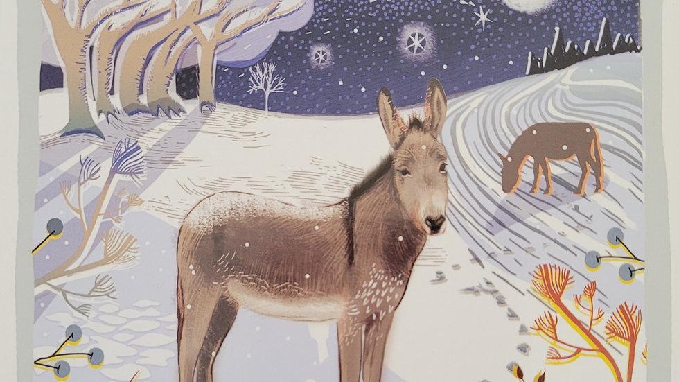 Cartes de Noël - Starry Night