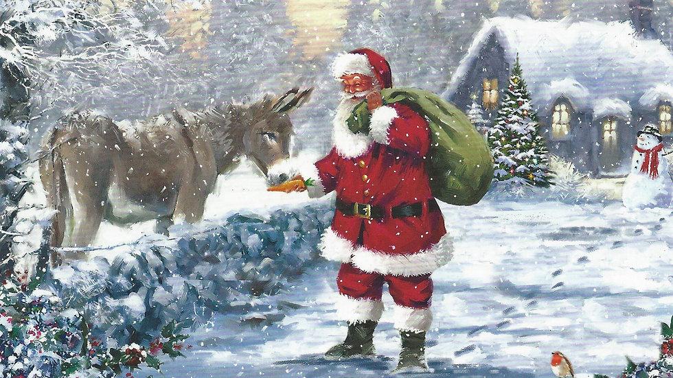 Cartes de Noël - Father Christmas