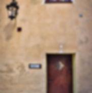 Apartamenty Numer 6 - wejście