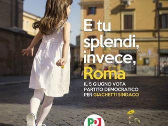 #faremeglioxroma: la mia candidatura al Comune con Giachetti Sindaco
