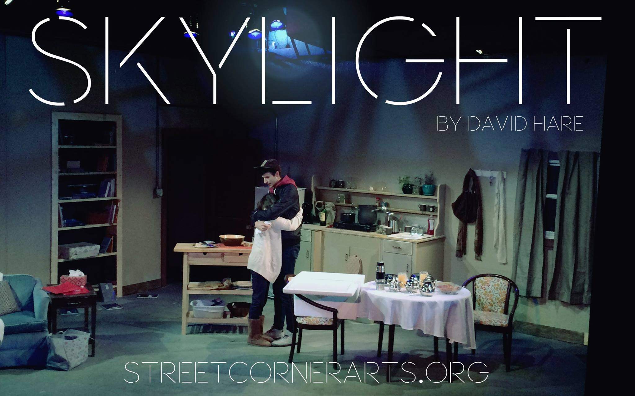 SKYLIGHT by David Hare with SCA