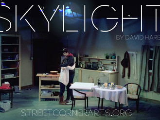 THEATRE: 'Skylight' by David Hare Set to Open December 4