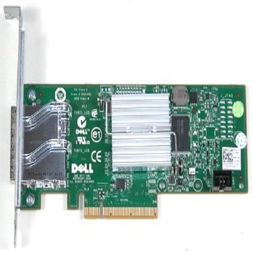Dell 0J53X3 SAS 6 Gbps HBA PCI-E External Control Card