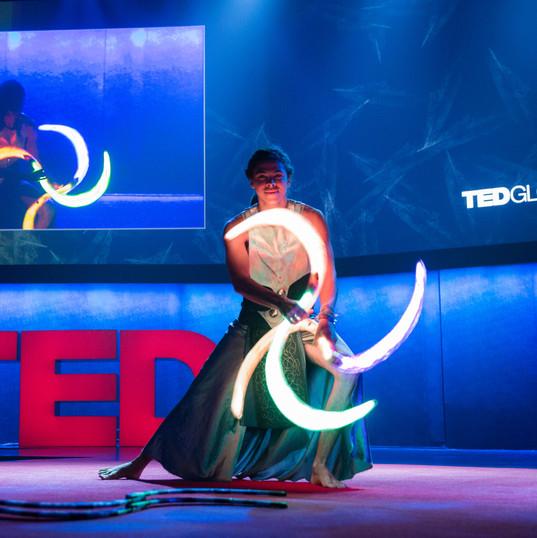 Global Ted Talk, South America