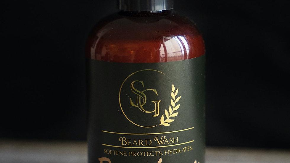 Rootbeer Beard Wash