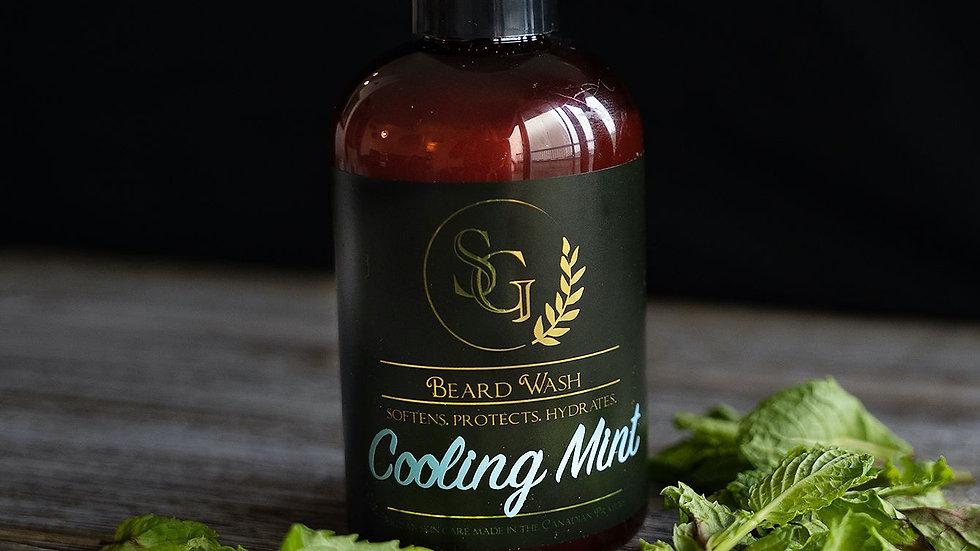 Cooling Mint Beard Wash