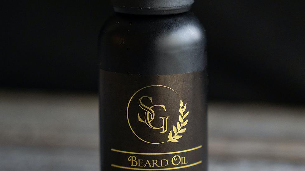 Rootbeer Beard Oil