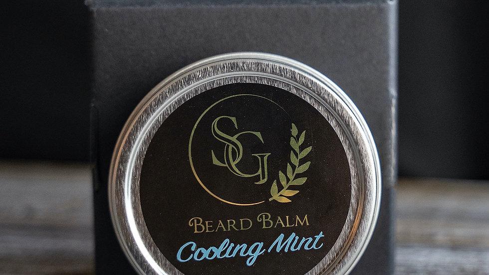 Cooling Mint Beard Balm