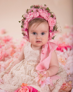 Weakland Flower Bonnet Baby 14.JPG