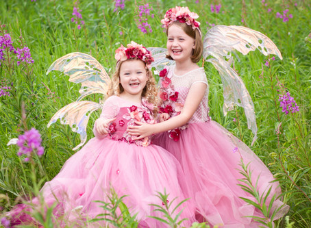 Sister Fairies - JBER Alaska
