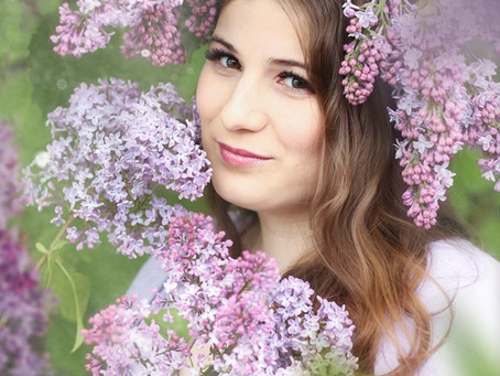 Floral Headshots