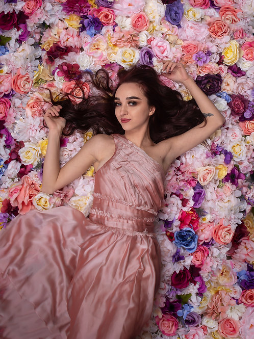 Flower Bed Valentine Mini Sessions