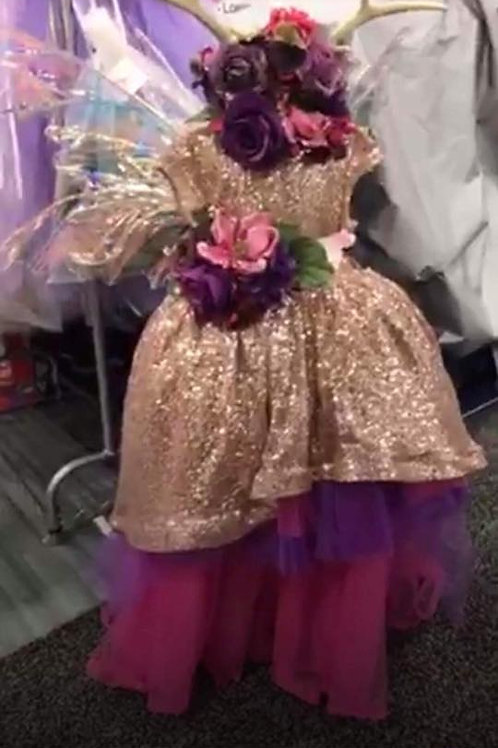 Pink and Purple Fairy 6/8