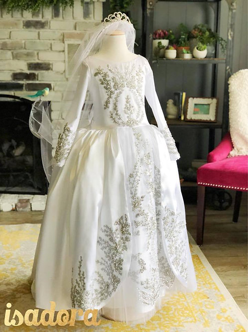 Portrait Session for Cinderella Wedding Dress - Model Rate