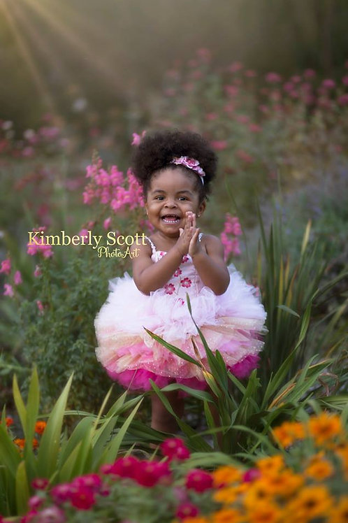 Cherry Blossom Fairy Model Call -Baby
