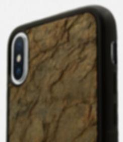 cove in pietra per iphone x, cover di lusso iphone