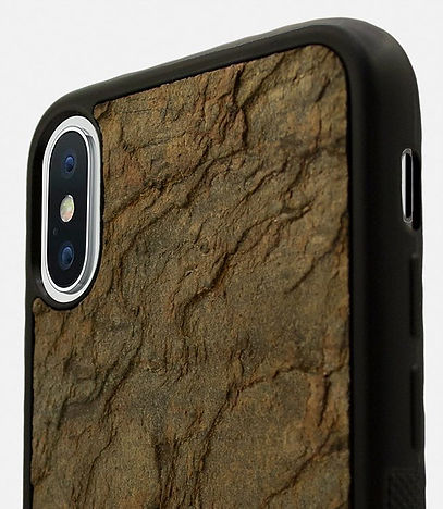 cove in pietra per iphone x, cover di lusso iphone