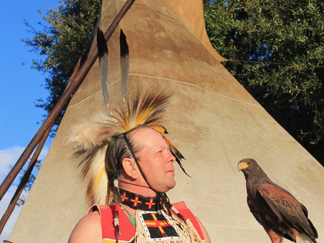 Feathers and Sacred Journey