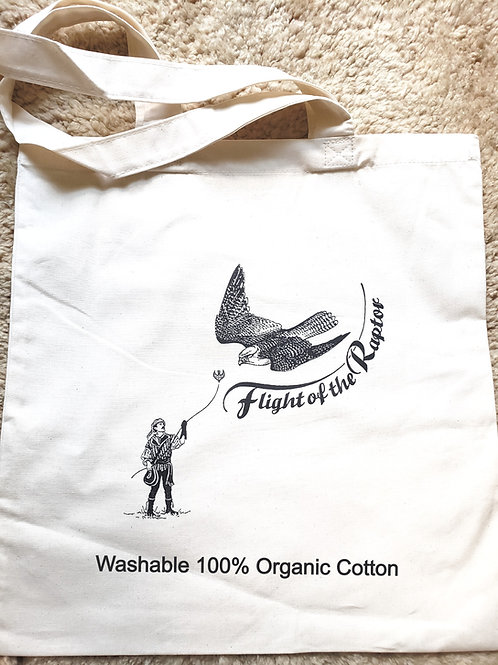Original logo tote bag