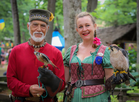 2019 Bristol Renaissance Faire, New Year Familiar Faces