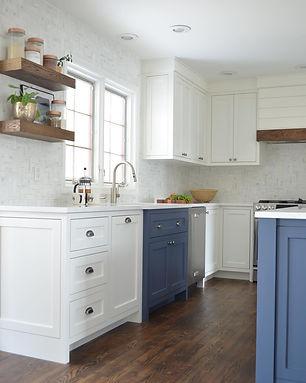Contemporary Kitchen Buffalo, NY