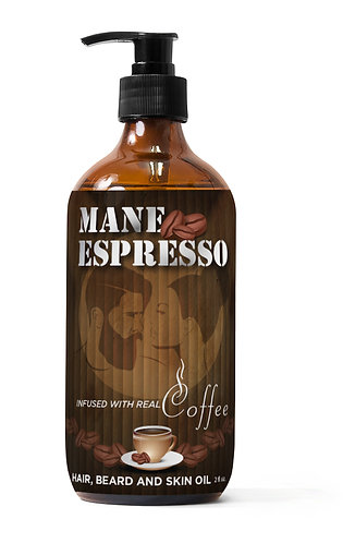 Mane Espresso® Hair, Beard and Skin Oil