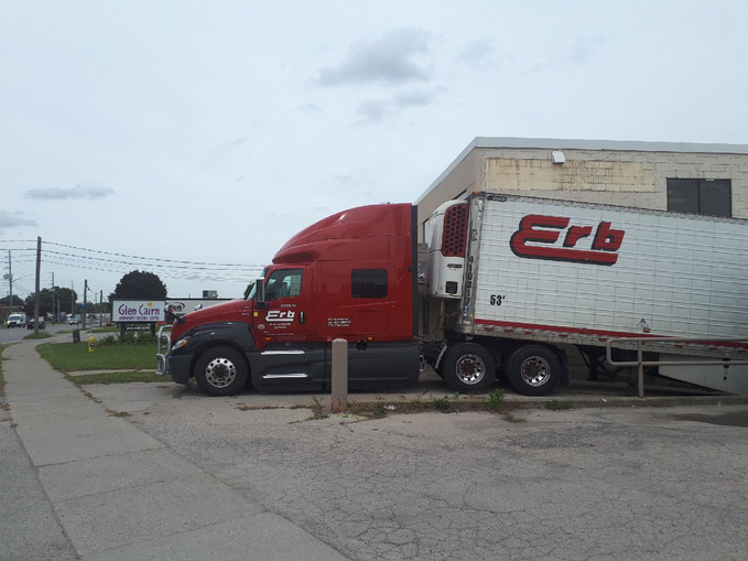 Erb Trucking Delivers